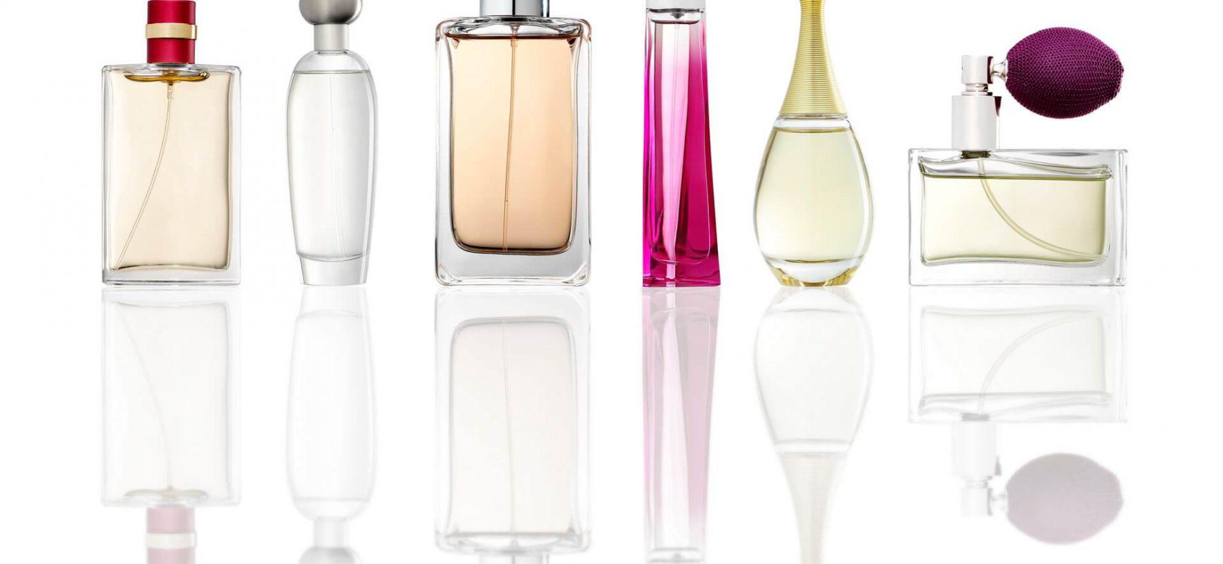 One <b>Perfume</b>, Four Ways to Wear It