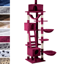 Leopet KBD010 2beige Cat Tree Scratching Post Kitten  (6)