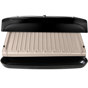 George Foreman GRP1001BP 6-Serving Removable Plate Grill 2
