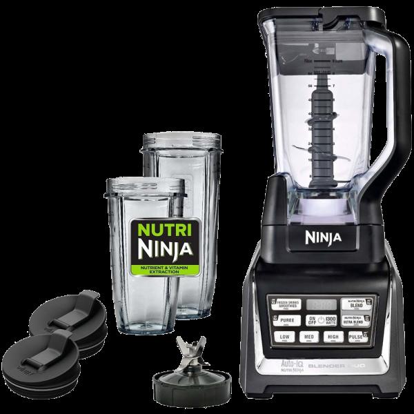 Nutri Ninja Blender Duo with Auto-iQ (BL642) 7