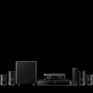 Samsung HT-J5500W 5.1 Channel 1000-Watt 3D Blu-Ray Home Theater System 1