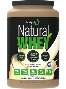 Bodylogix Natural Whey Protein Nutrition Shake 1