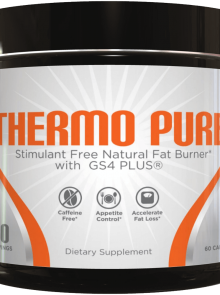 THERMO PURE - The Natural Fat Burner 1