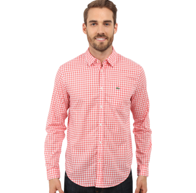 lacoste-cotton-voile-check-print-shirt_1