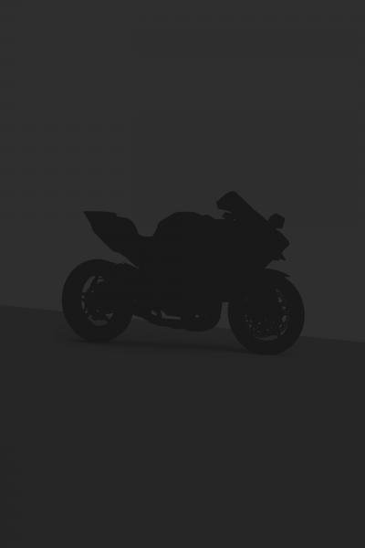 Fixing a post-crash moto: japanese style