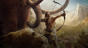 Far Cry Primal's map is made from Far Cry 4