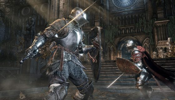 Dark Souls 3: Miyazaki returns to Dark Souls with a homage to Bloodborne