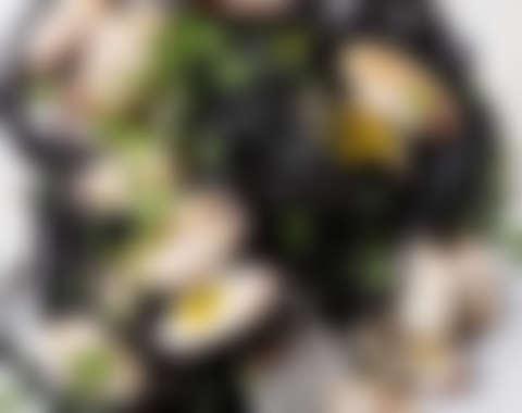 Black angus striploin