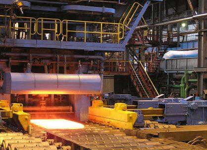 Factory machinery repairs