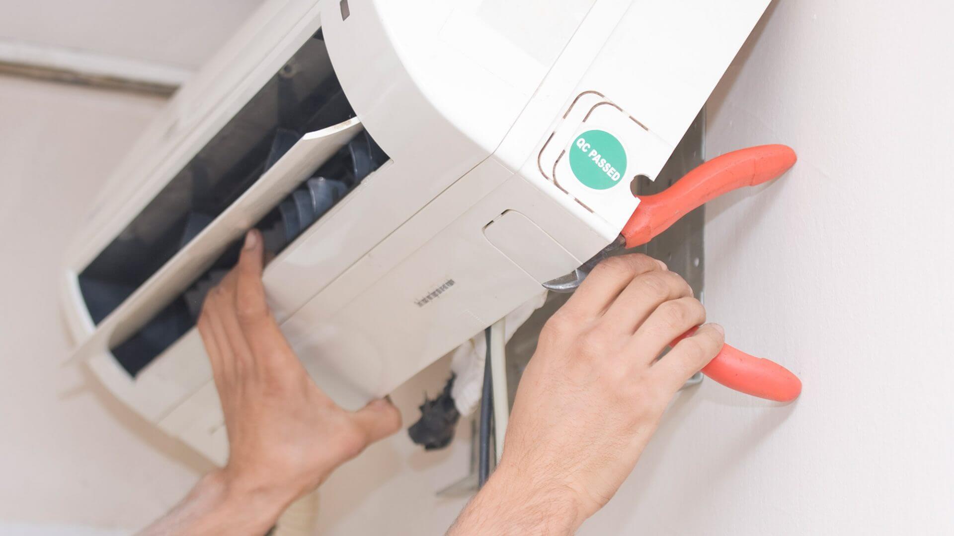 Смонтировать сплит систему своими руками