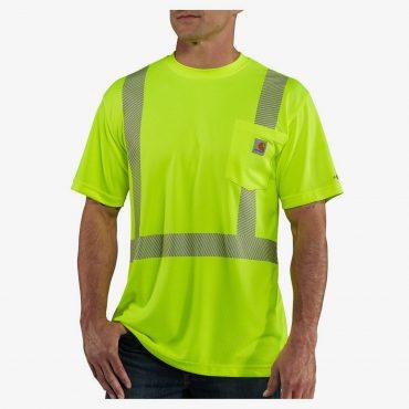 Carhartt Men's Force High-Vis Shirt – Class