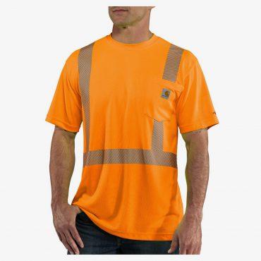 Carhartt Men's Force High-Vis Shirt – Class_1