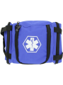 Dixie EMS First Responder Fully Stocked Trauma First Aid Kit 4