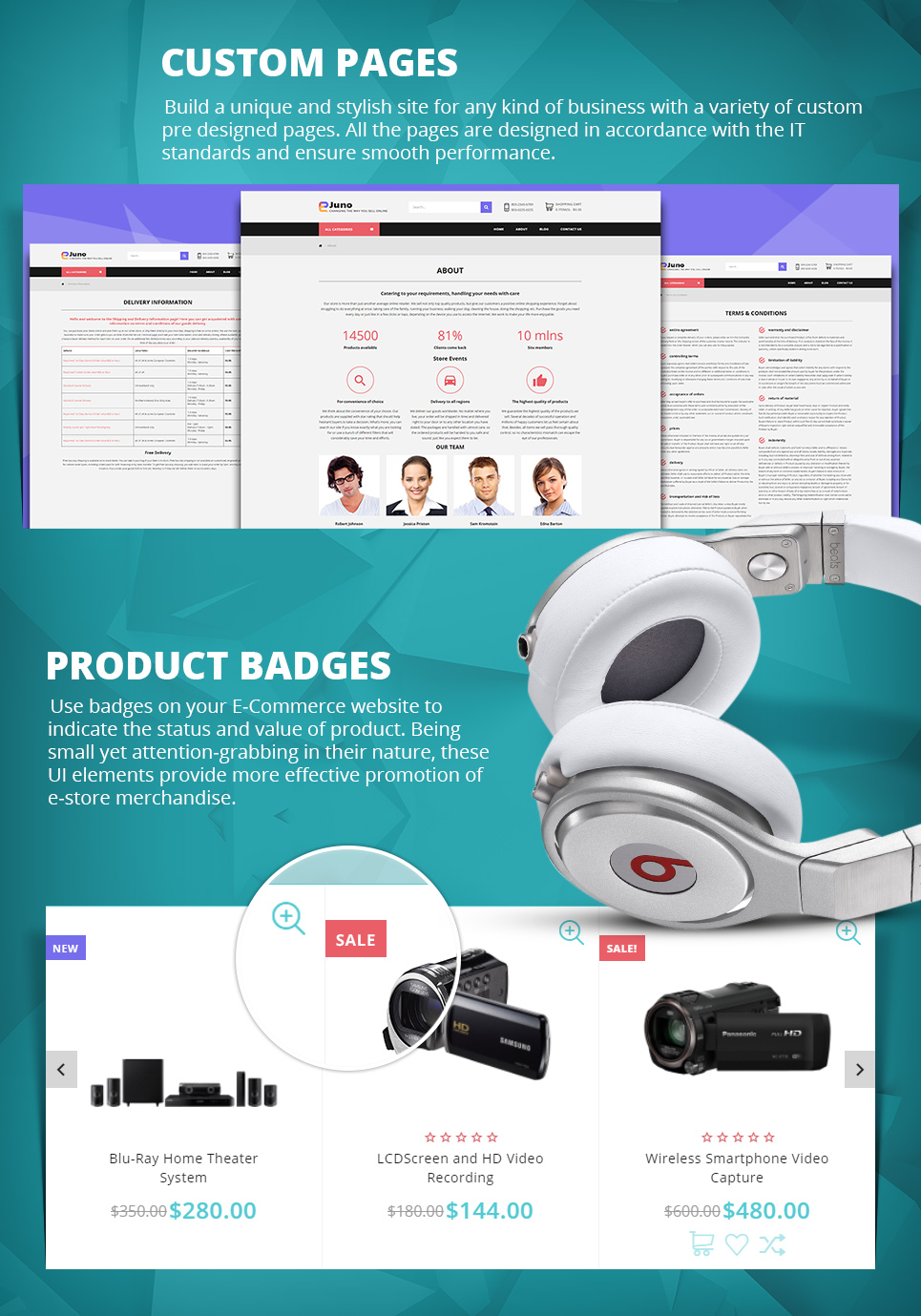 new-Juno2 Juno - Multipurpose Opencart Template theme WordPress