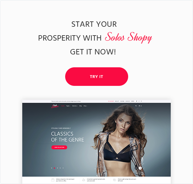 SolosShopy - motyw Fashion Store Elementor WooCommerce - 8