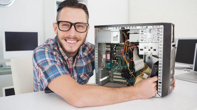 Computer security checks