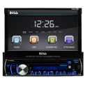 BOSS-Audio-BV9986BI-In-Dash,-Single-Din,-DVD-CD-USB-SD-MP4-MP3-Compatible-AM-FM-Receiver,-7-inch-Motorized_1