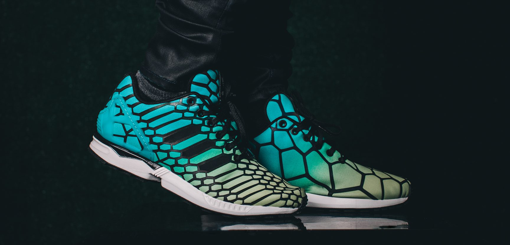 adidas-Originals-Women-ZX-Flux-Green-1