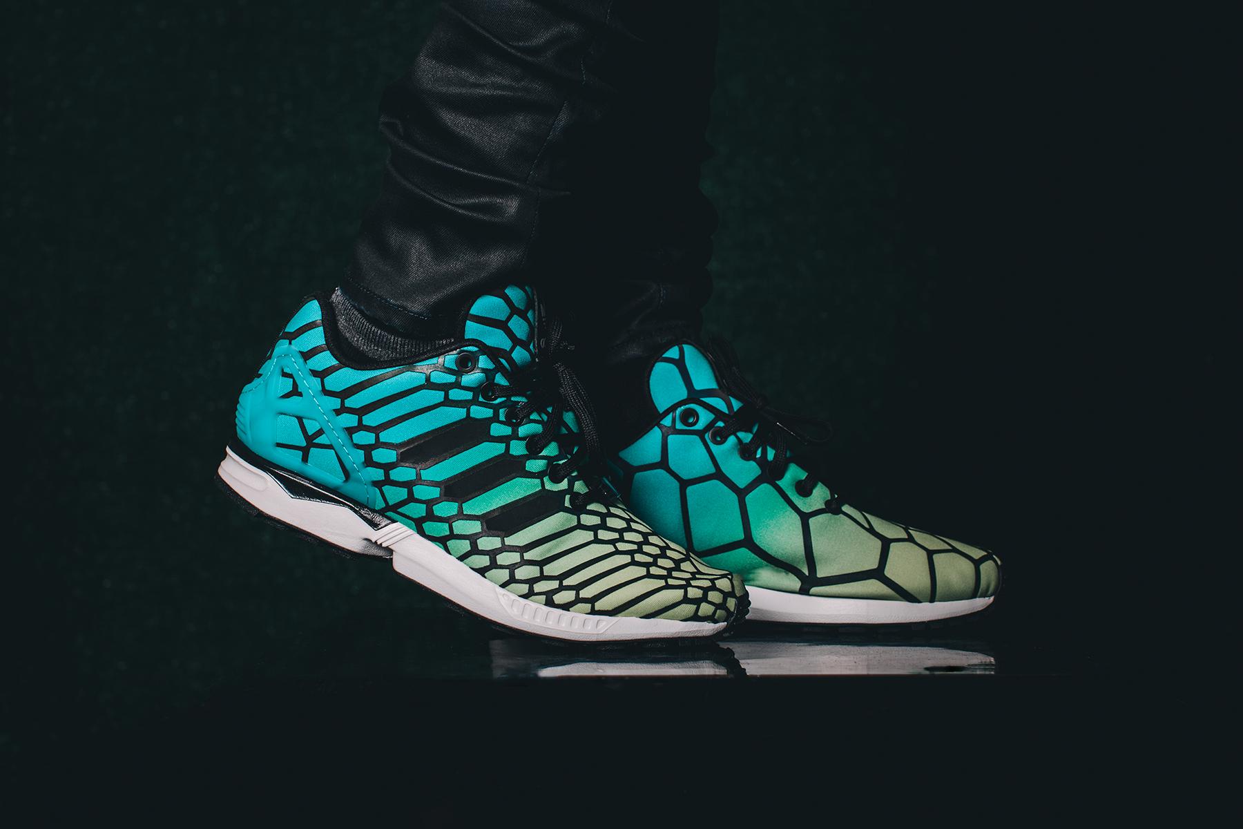 adidas-Originals-Women-ZX-Flux-Green-1