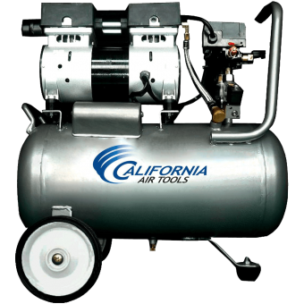 California Air Tools CAT-6310 Oil-Free Tank Air Compressor (2)