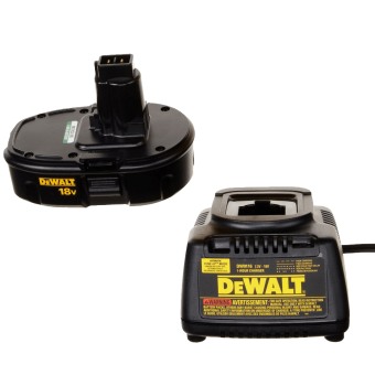 DEWALT DC970K-2 18-Volt Drill-Driver Kit 2