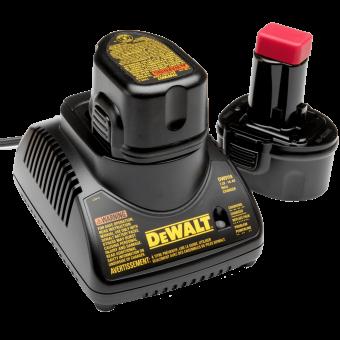 DEWALT DW920K-2 Cordless Two-Position Screwdriver Kit (4)