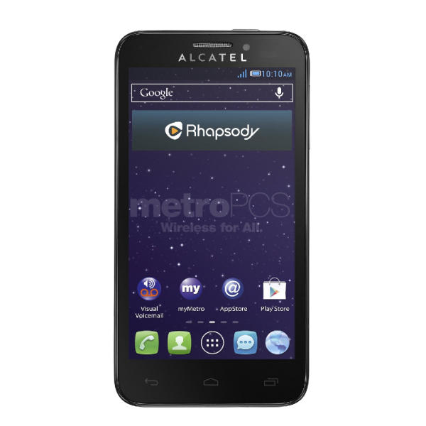 Alcatel One Fierce Prepaid Phone (MetroPCS)_01