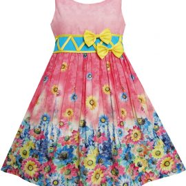 Fashion Dress Sunflower_01 (1)