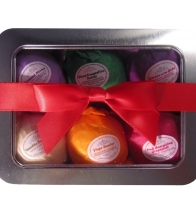 Bath Bombs Gift Set 6