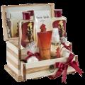 French Vanilla Bath Gift Set 1