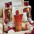 French Vanilla Bath Gift Set 5