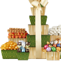 Wine Country Gift Baskets Tower of Sweets 5