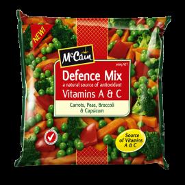 McCain Defense Mix 1