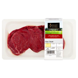 Waitrose Organic British Beef Fillet 1
