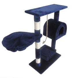 Leopet  Cat Tree Scratching Post Kitten Climbing Excercise Activity Centre Sisal_6 (4)