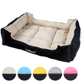 Leopet HTBT10 75x60 Small Dog Bed 75x60x19 cm DIFFERENT COLOURS _1