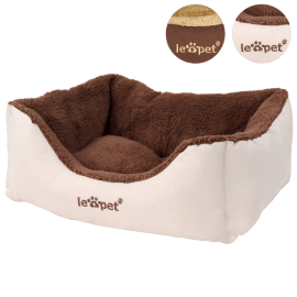 Leopet Htbt03 Dog Bed Different Sizes And Colours (Brown, S)_5