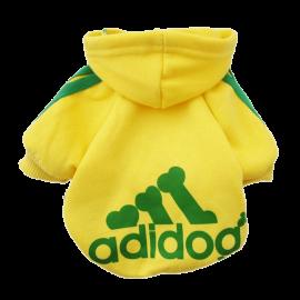 Zehui Pet Dog Cat Sweater Puppy T Shirt Warm Hoodies Coat Clothes (6)