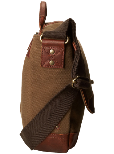 Will Leather Goods Dennis Messenger 5