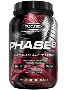 MuscleTech Phase 8 Protein Powder 1