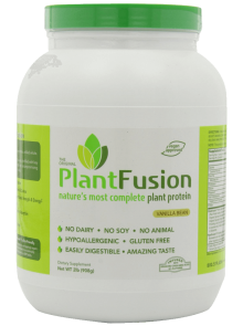 Plant Fusion Protein Vanilla Bean 1