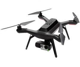 3DR - Solo Drone - Black 4