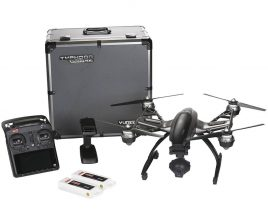YUNEEC - Typhoon 4K Quadcopter with Carrying Case - Black 1