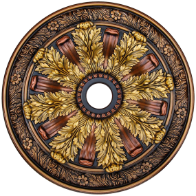 fine-art-deco-24236-hand-painted-ceiling-medallion-30-in-1