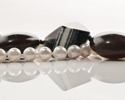 Blush & Bashful Black Seed Pearl Signet Review