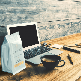 Cognito SMARTCOFFEE Thefirst nootropic coffee Premium Ground Coffee Intelligently Blended (1)