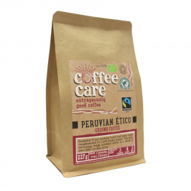 Ground 100% Arabica Coffee 1 x Peruvian Etico Ground Coffee 227G from Coffee Care (2)