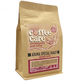 Taster Pack of 100% Arabica Ground Coffee 3 x Variety of Strong Ground Coffee 227G from Coffee Care (3)