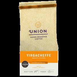 Union Organic Yirgacheffe Ethiopia Ground Coffee