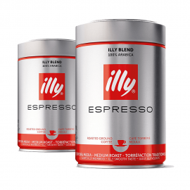 illy Classic Roast Ground Coffee (4)